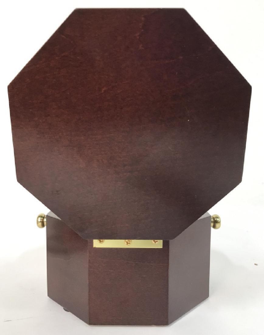 BULOVA MARINE CLOCK BOX - 6