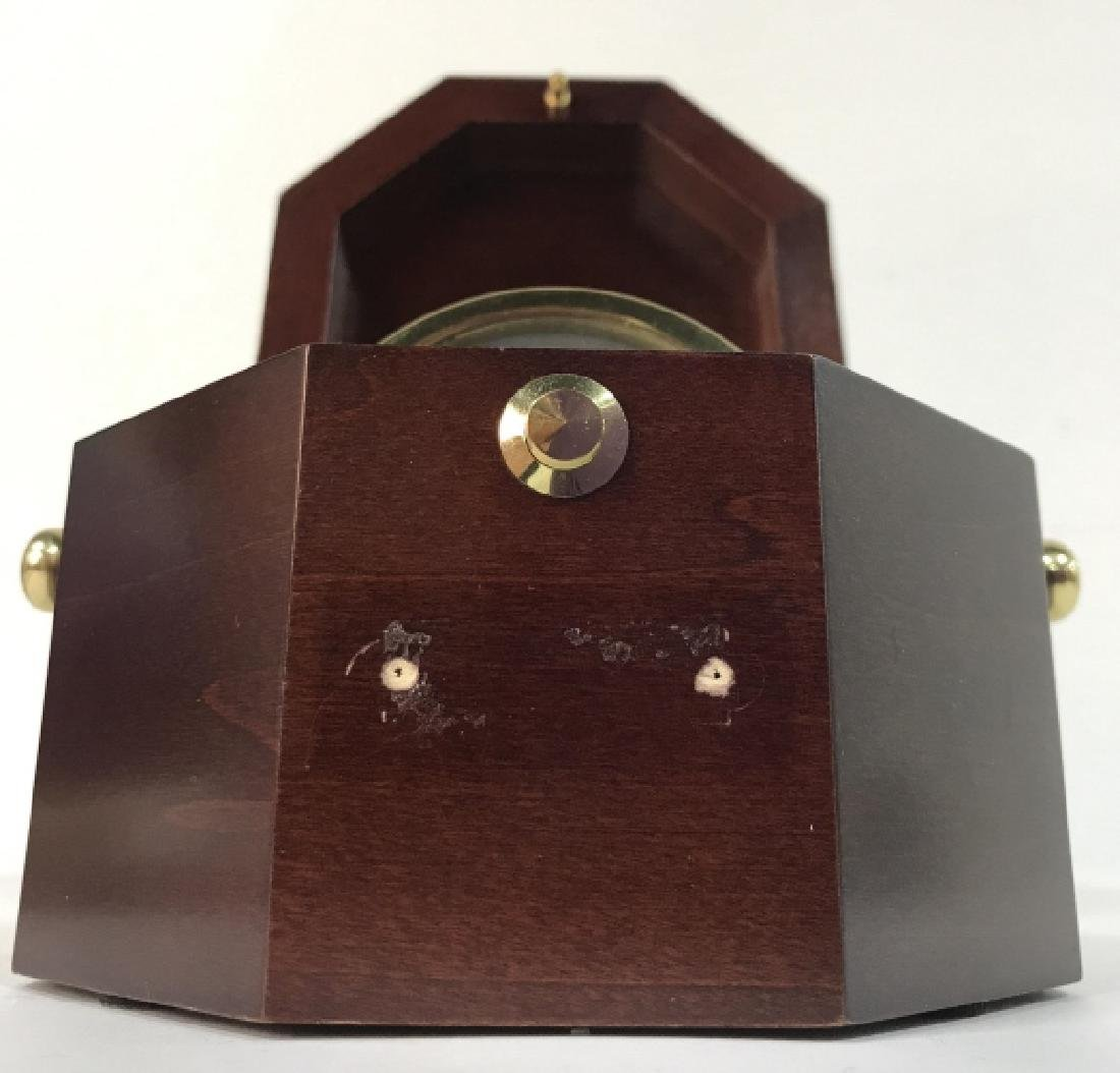 BULOVA MARINE CLOCK BOX - 7