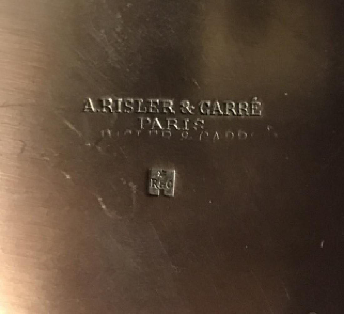 Vintage A.RISLER & CARRE Inkwell - 10