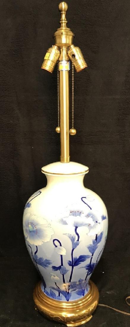 MABRO Oriental Porcelain Lamp - 2