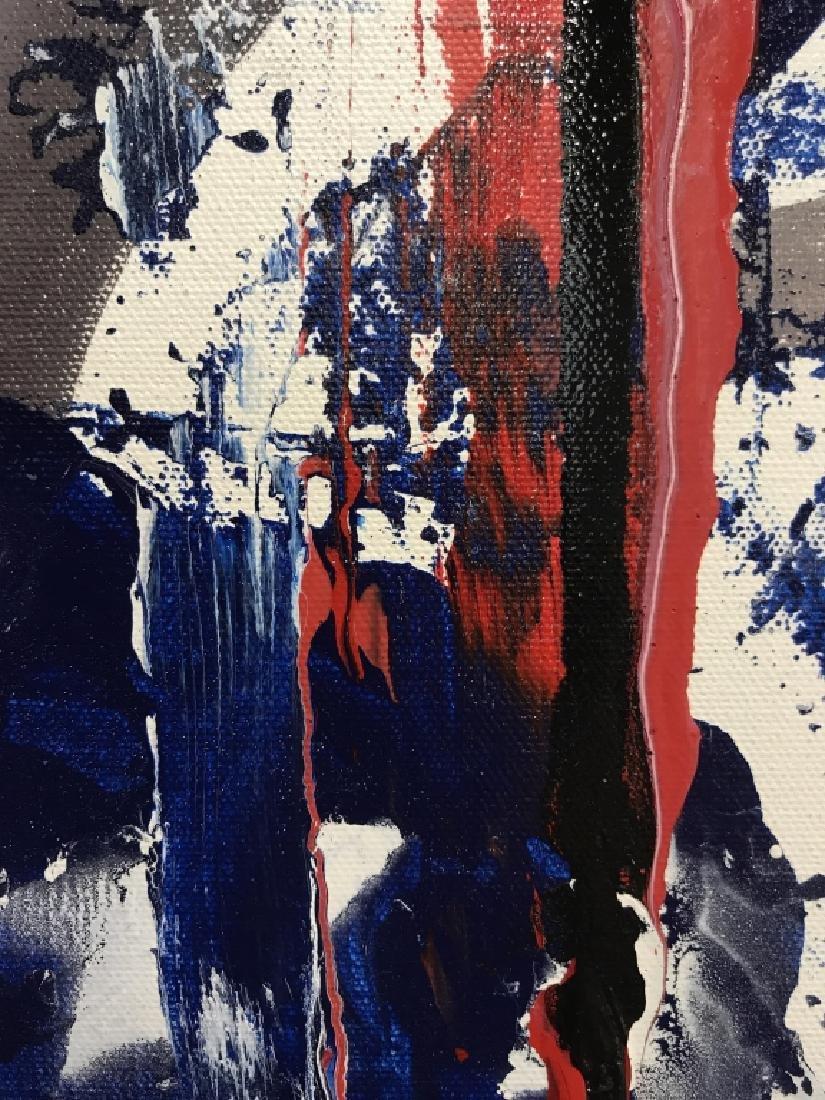 DAVID MCLAIN AMERJESTER Painting On Canvas - 10