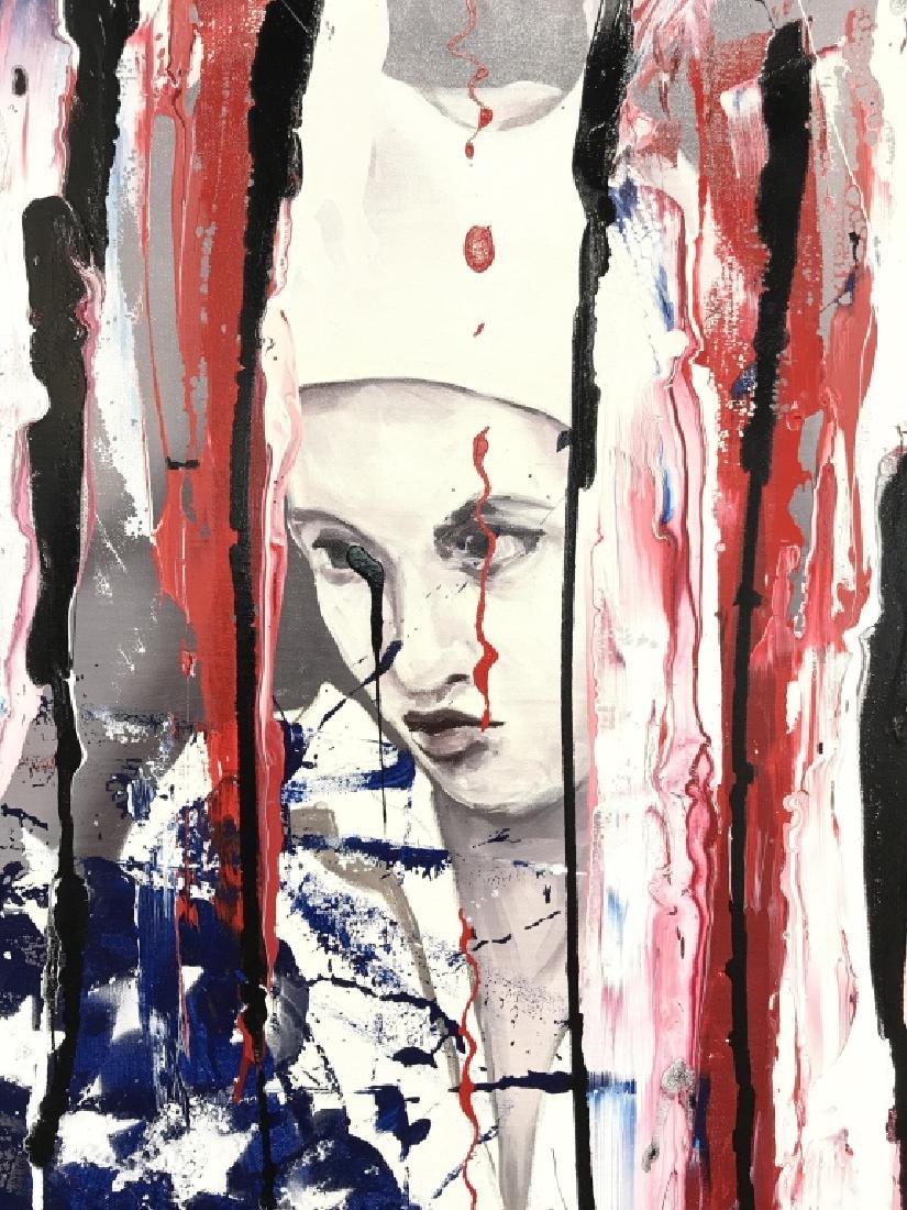 DAVID MCLAIN AMERJESTER Painting On Canvas - 3