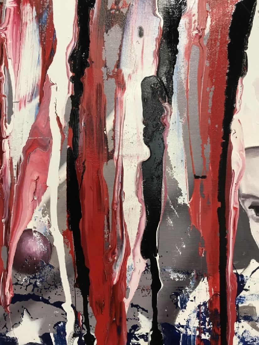 DAVID MCLAIN AMERJESTER Painting On Canvas - 6
