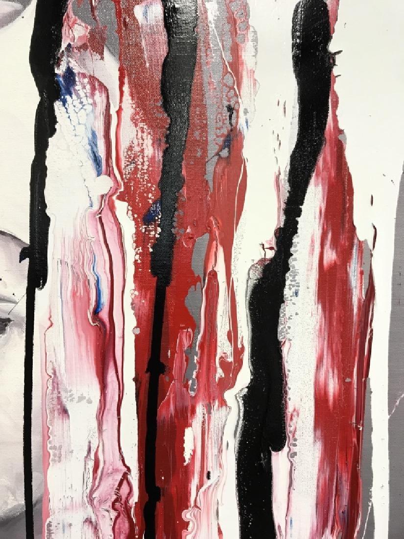 DAVID MCLAIN AMERJESTER Painting On Canvas - 7