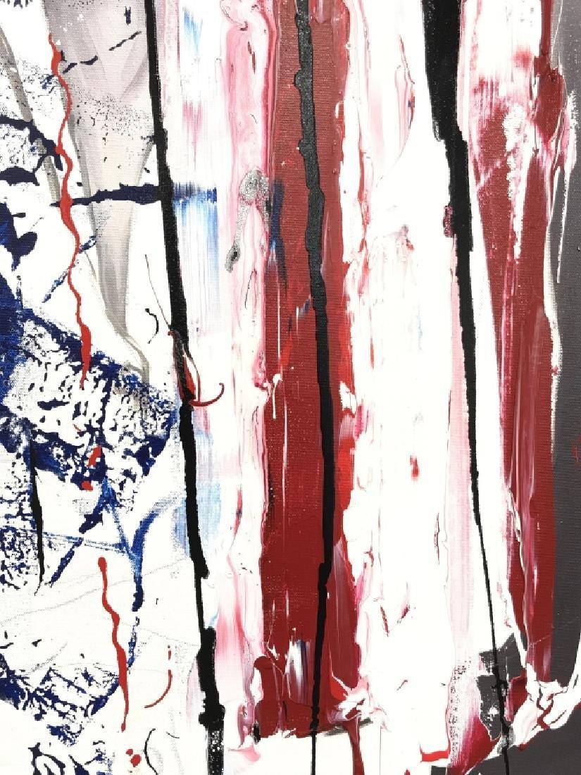 DAVID MCLAIN AMERJESTER Painting On Canvas - 8
