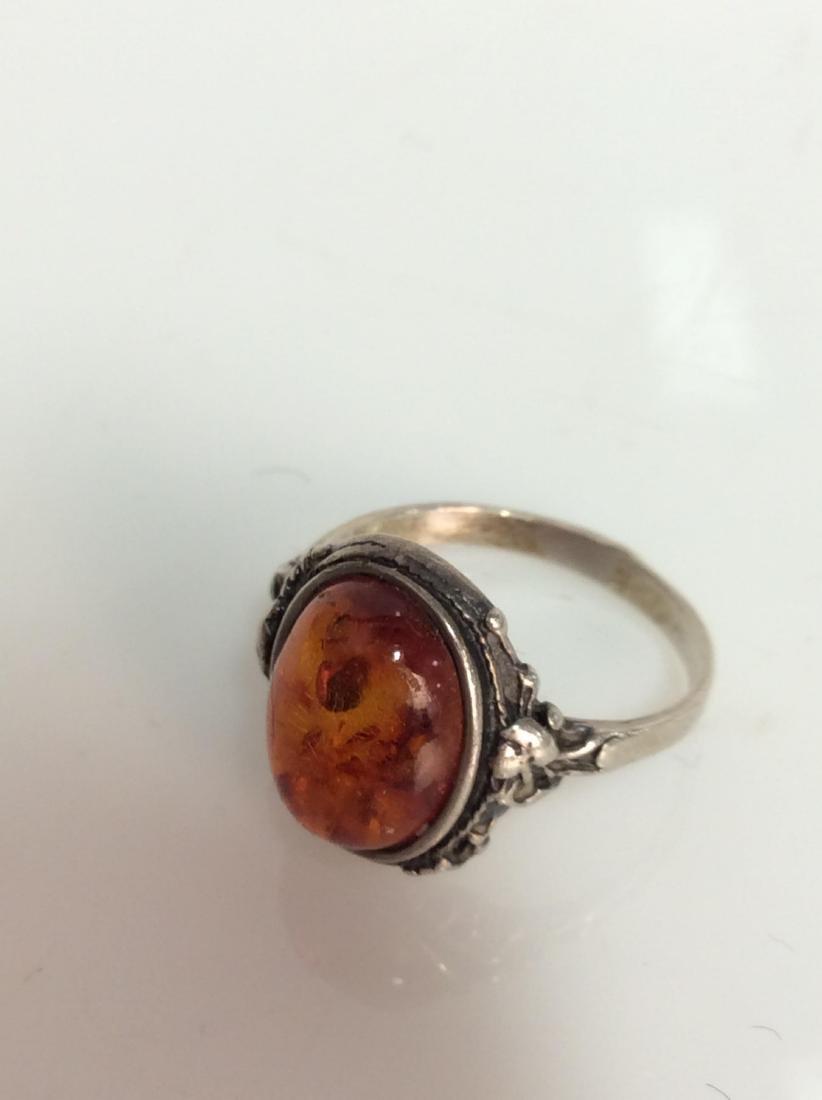 Sterling Silver Women's Rings - 10
