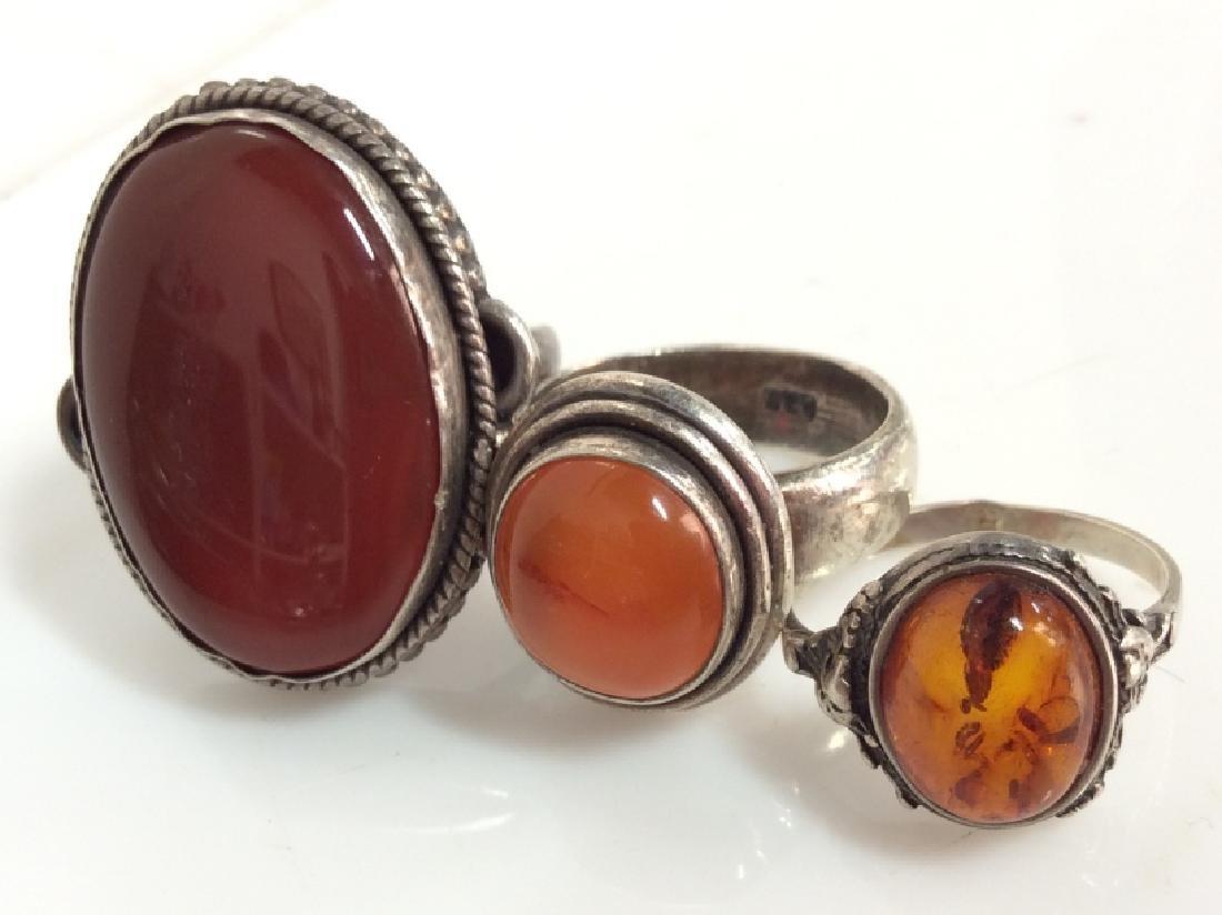 Sterling Silver Women's Rings