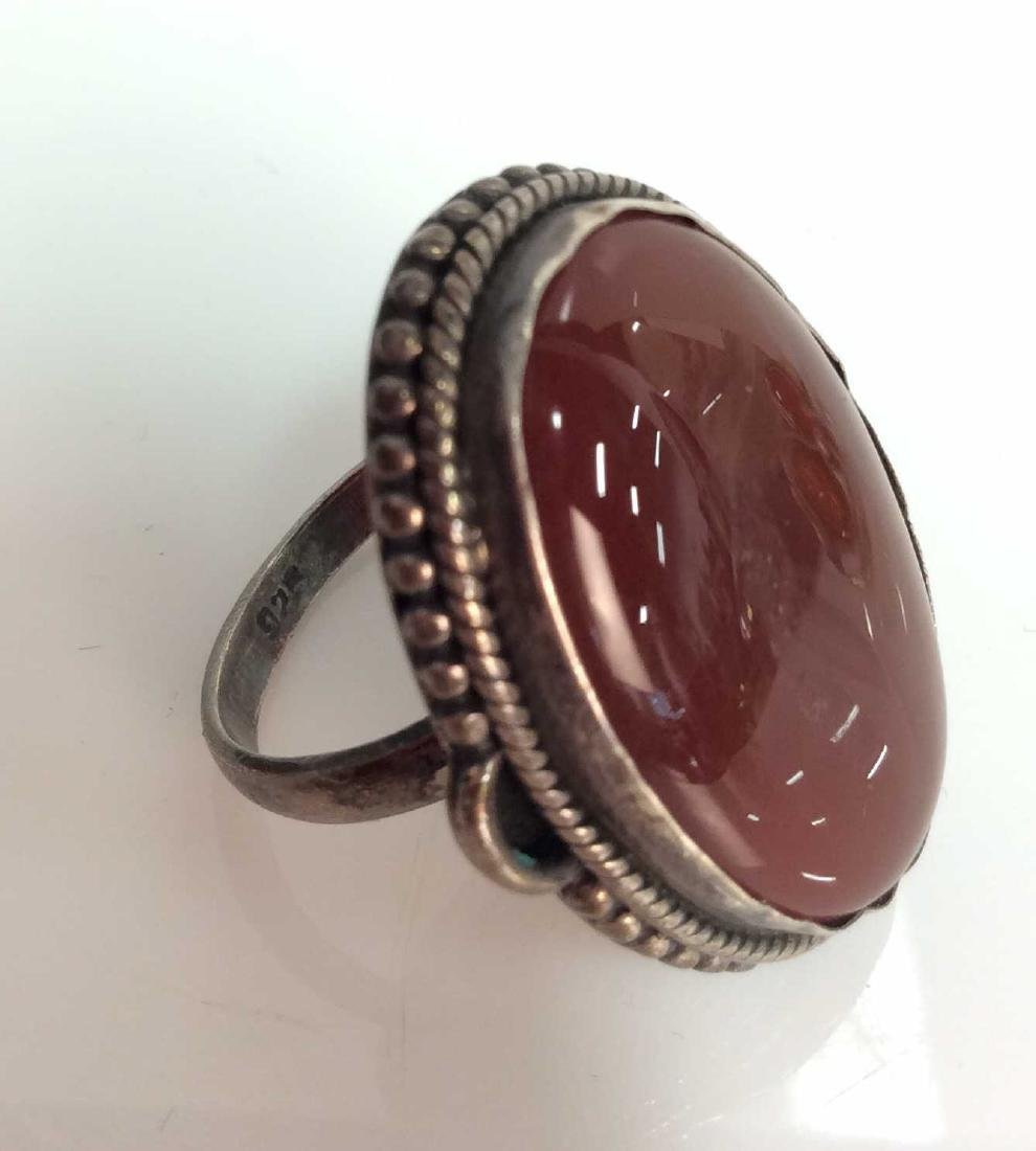 Sterling Silver Women's Rings - 5