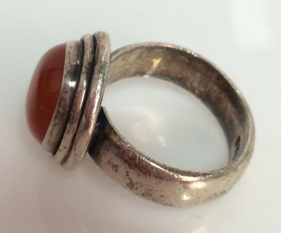 Sterling Silver Women's Rings - 8