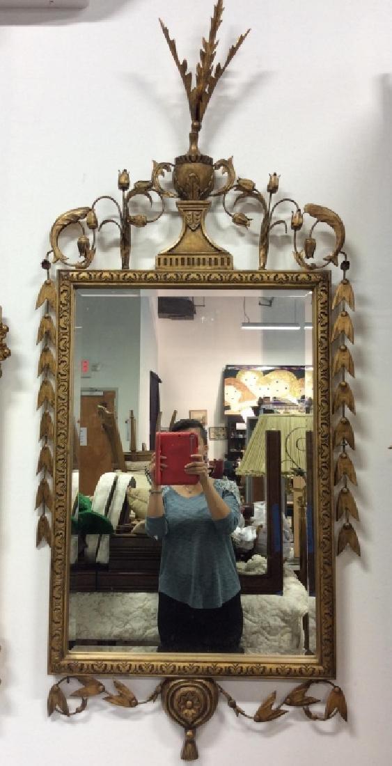 Antique /Vintage Gilt Frame Wall Mirror