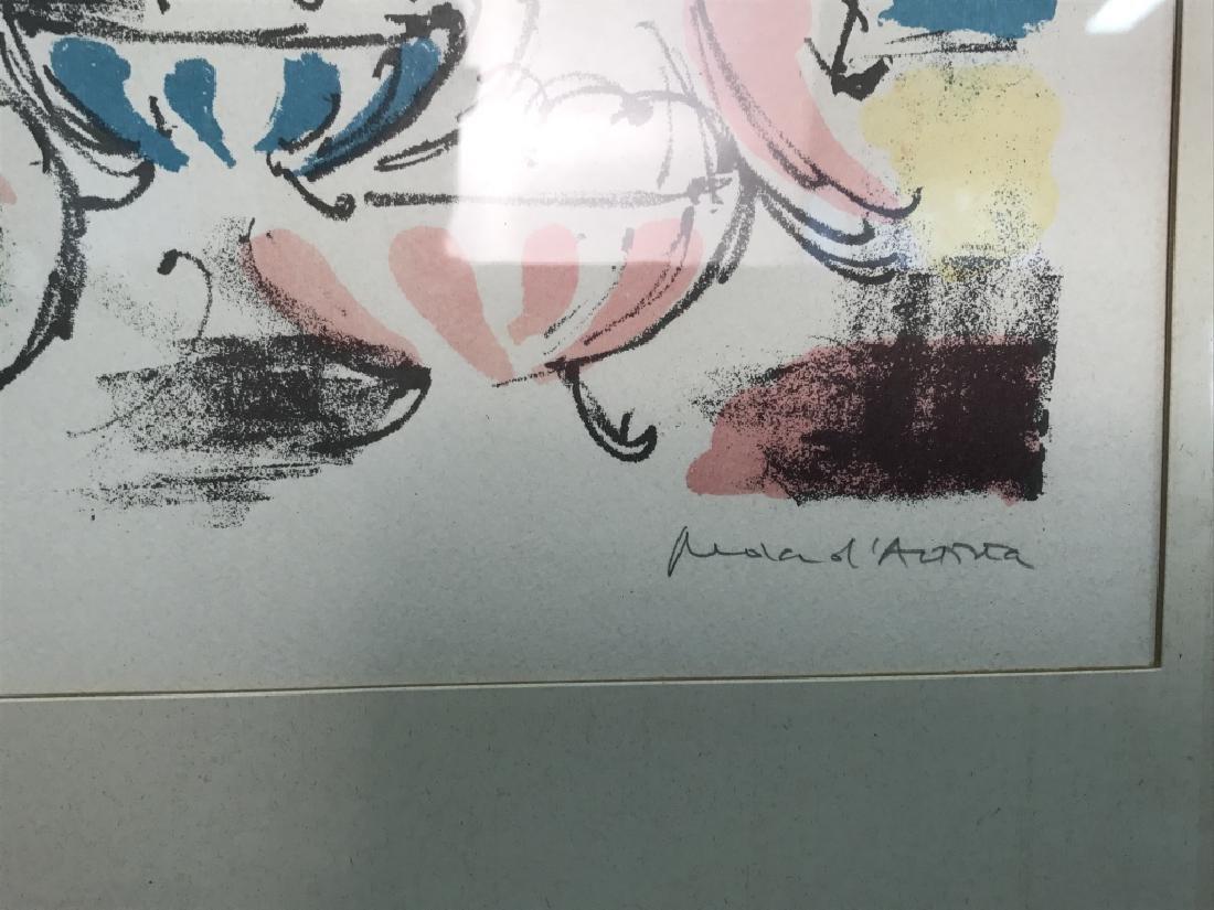 Hand Signed Figural Artwork - 3