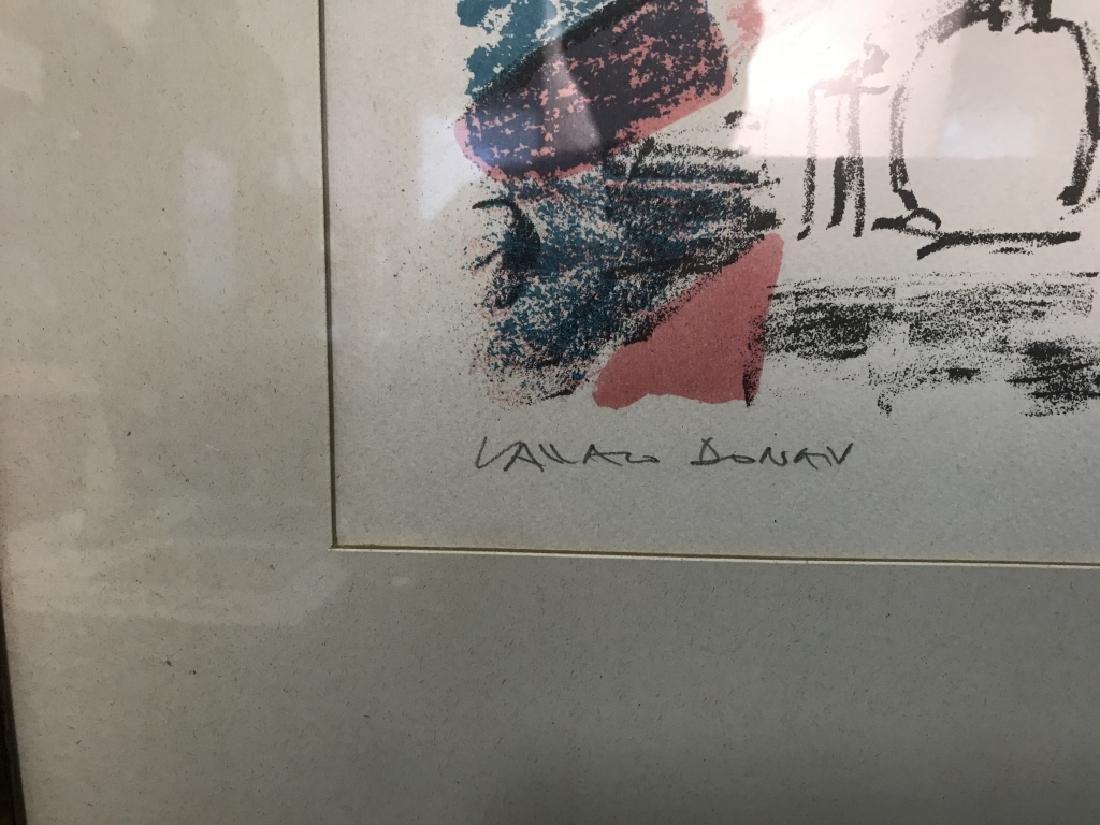 Hand Signed Figural Artwork - 4