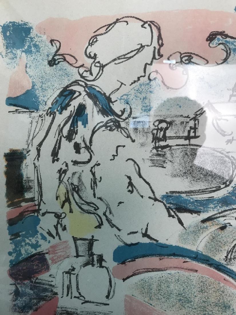 Hand Signed Figural Artwork - 5