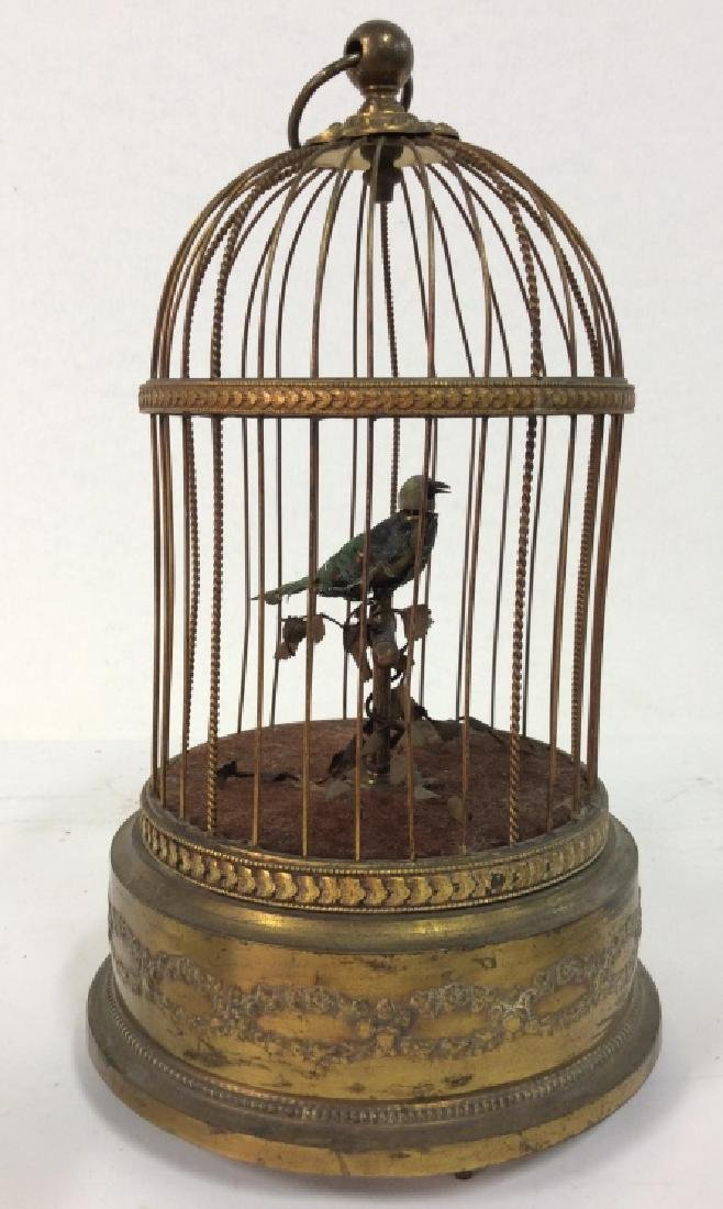 Vintage/Antique French Singing Bird Music Box