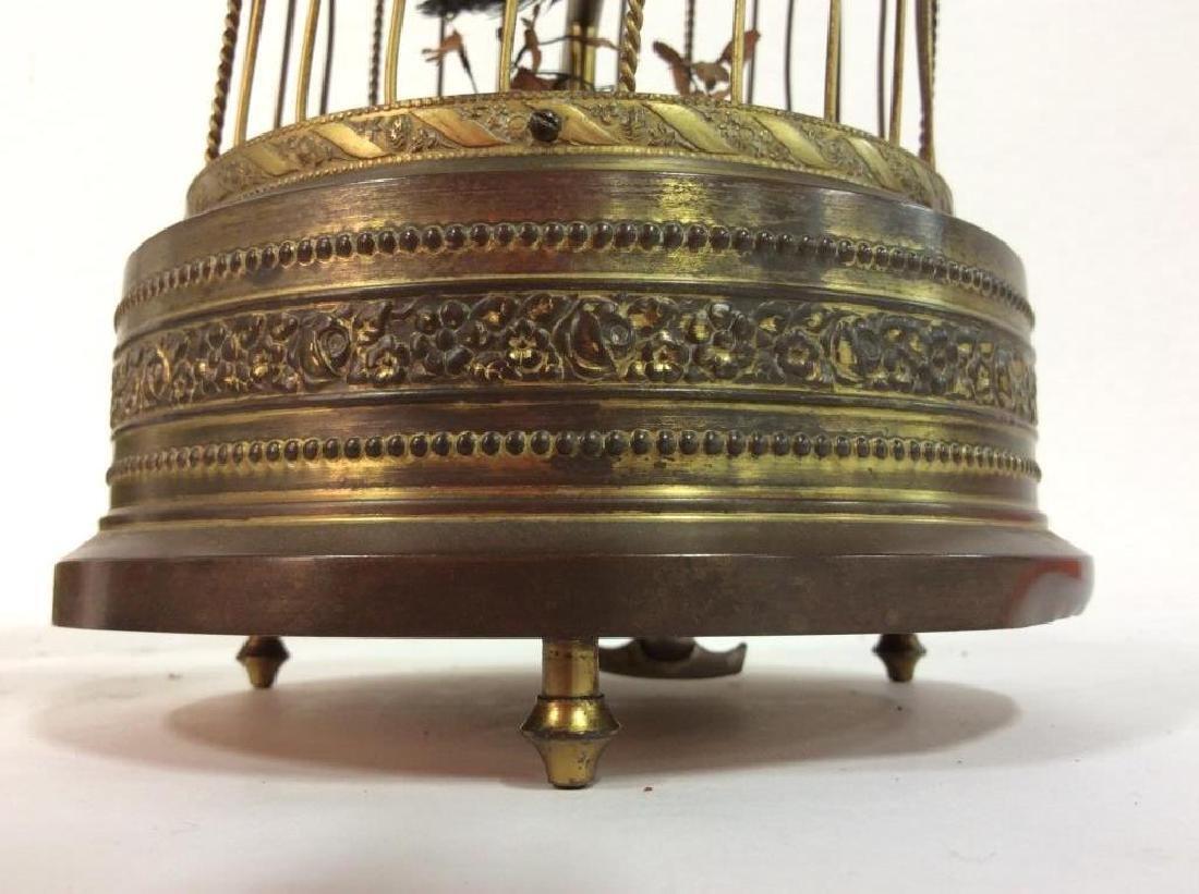 Vintage/Antique German Singing Bird Music Box - 3