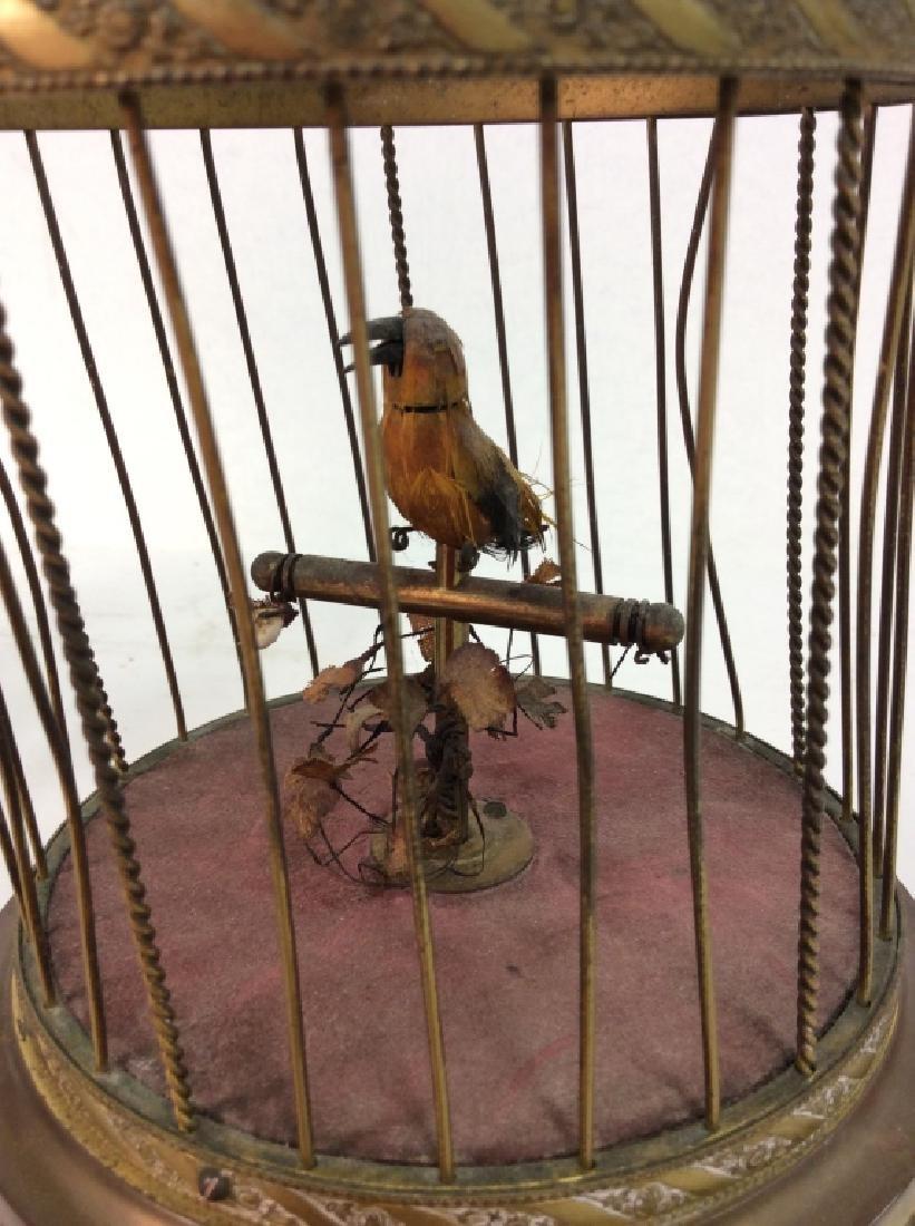 Vintage/Antique German Singing Bird Music Box - 5