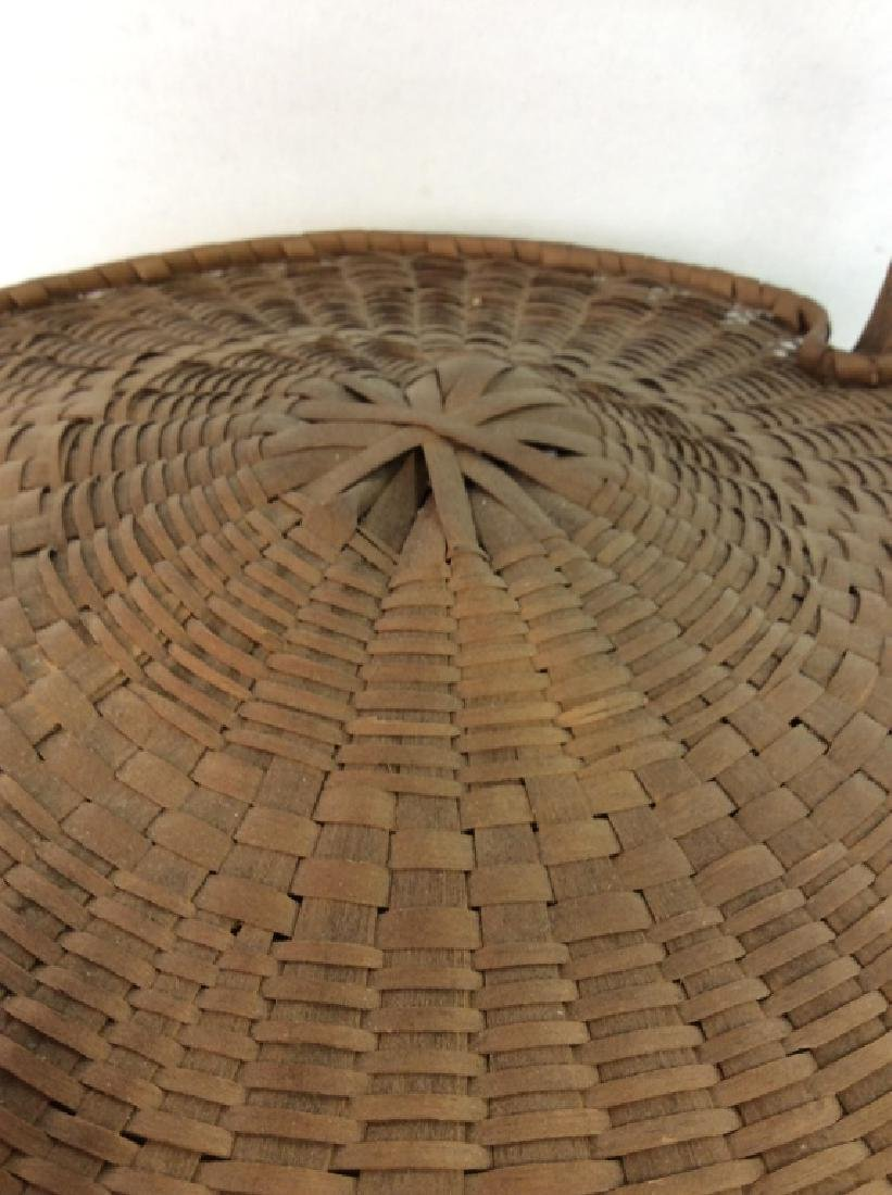 19th Century Antique Pie Basket - 3