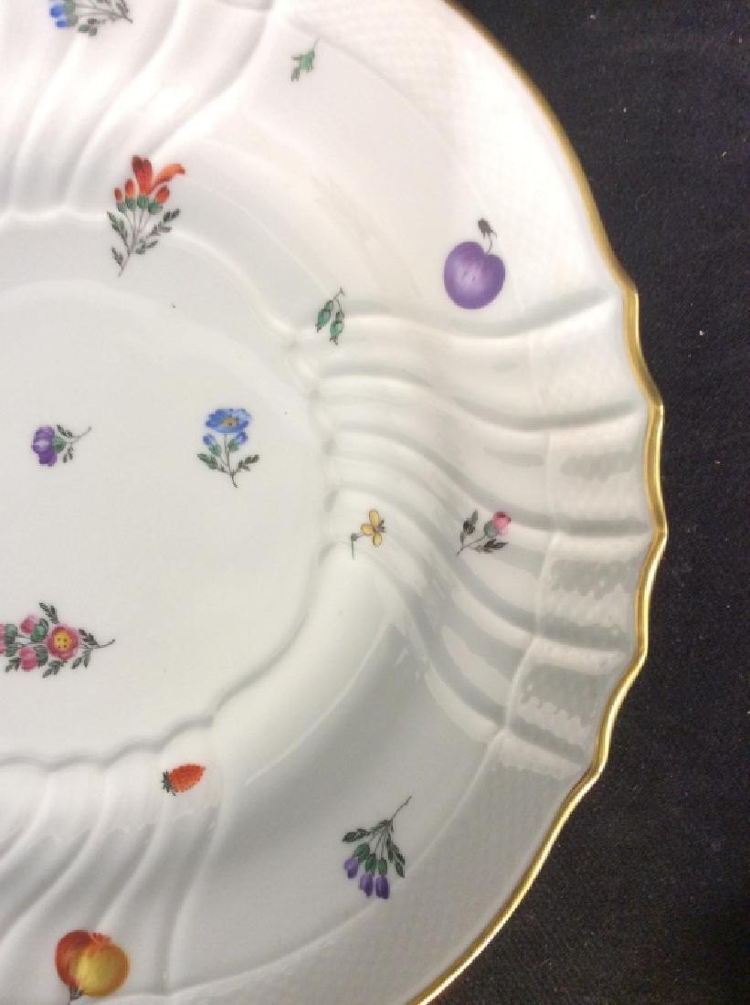 RICHARD GINORI, Porcelain Platter, Italy