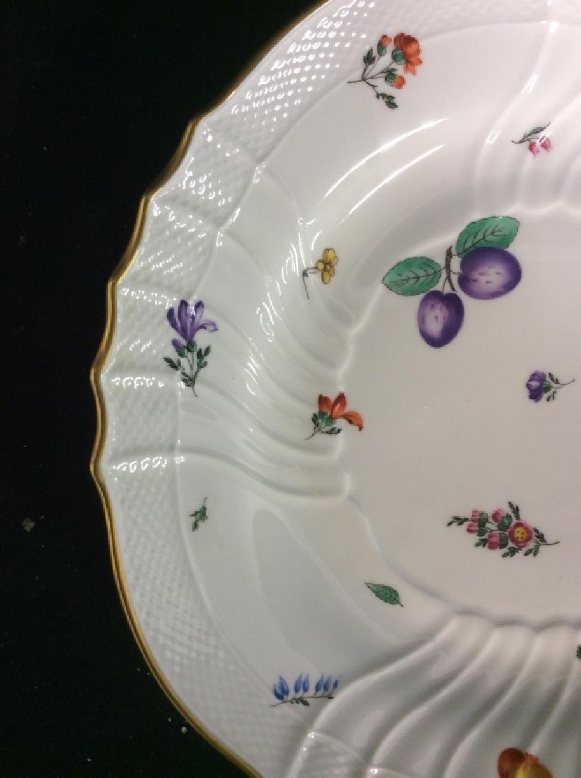 RICHARD GINORI, Porcelain Platter, Italy - 3
