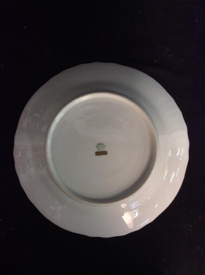 RICHARD GINORI, Porcelain Platter, Italy - 6