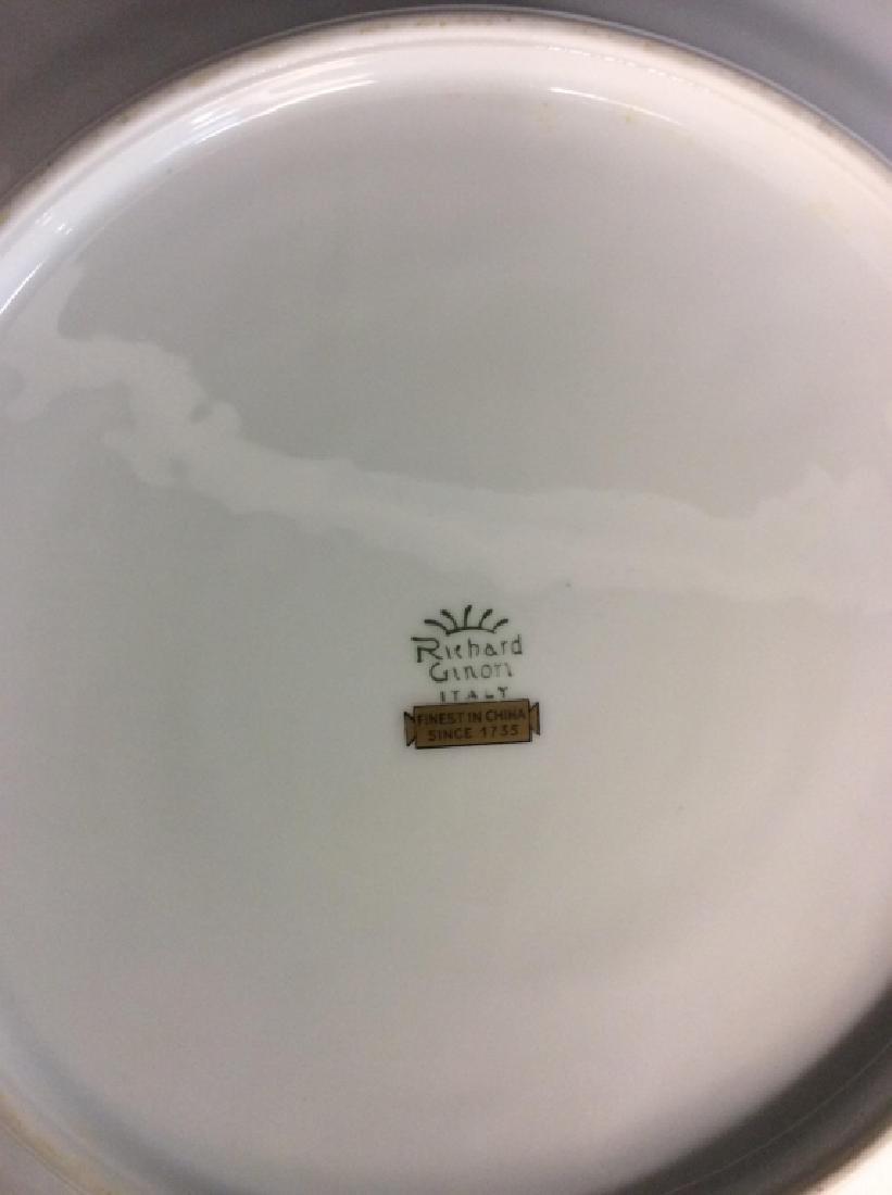 RICHARD GINORI, Porcelain Platter, Italy - 7