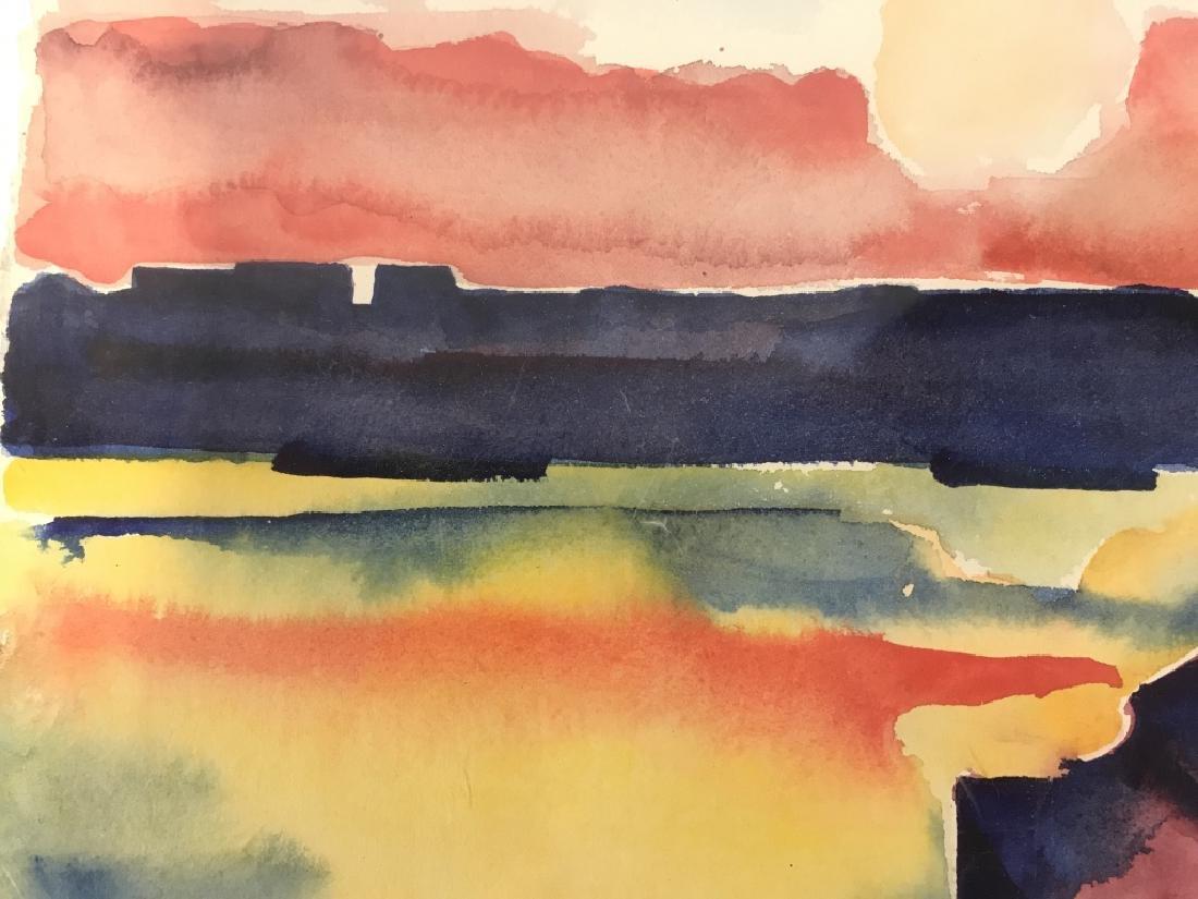 Ora '73 Watercolor Painting Plastic Casing - 6