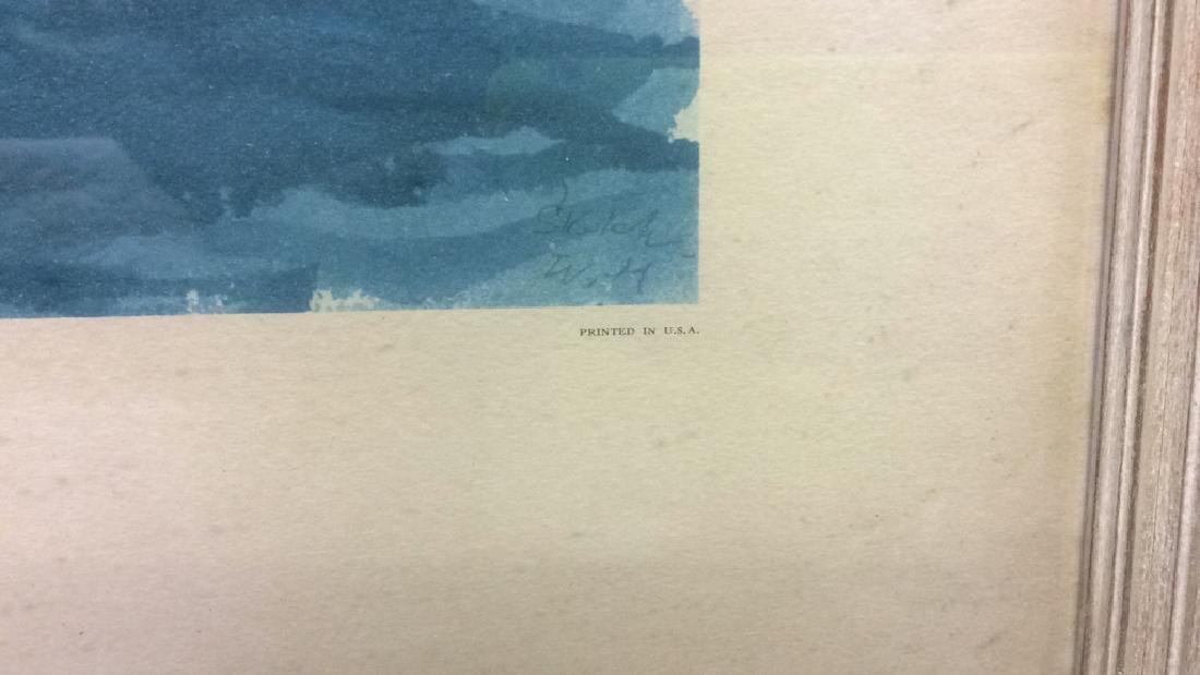 Winslow Homer Framed Print Art - 5
