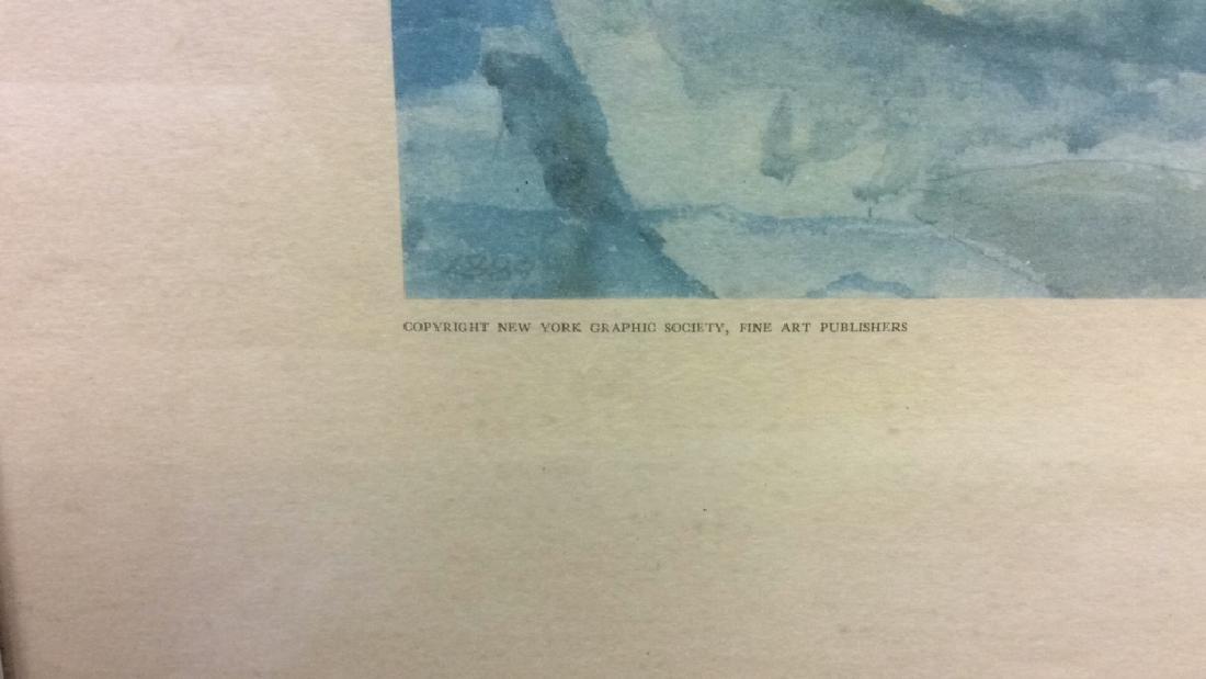 Winslow Homer Framed Print Art - 6