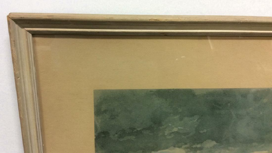 Winslow Homer Framed Print Art - 7
