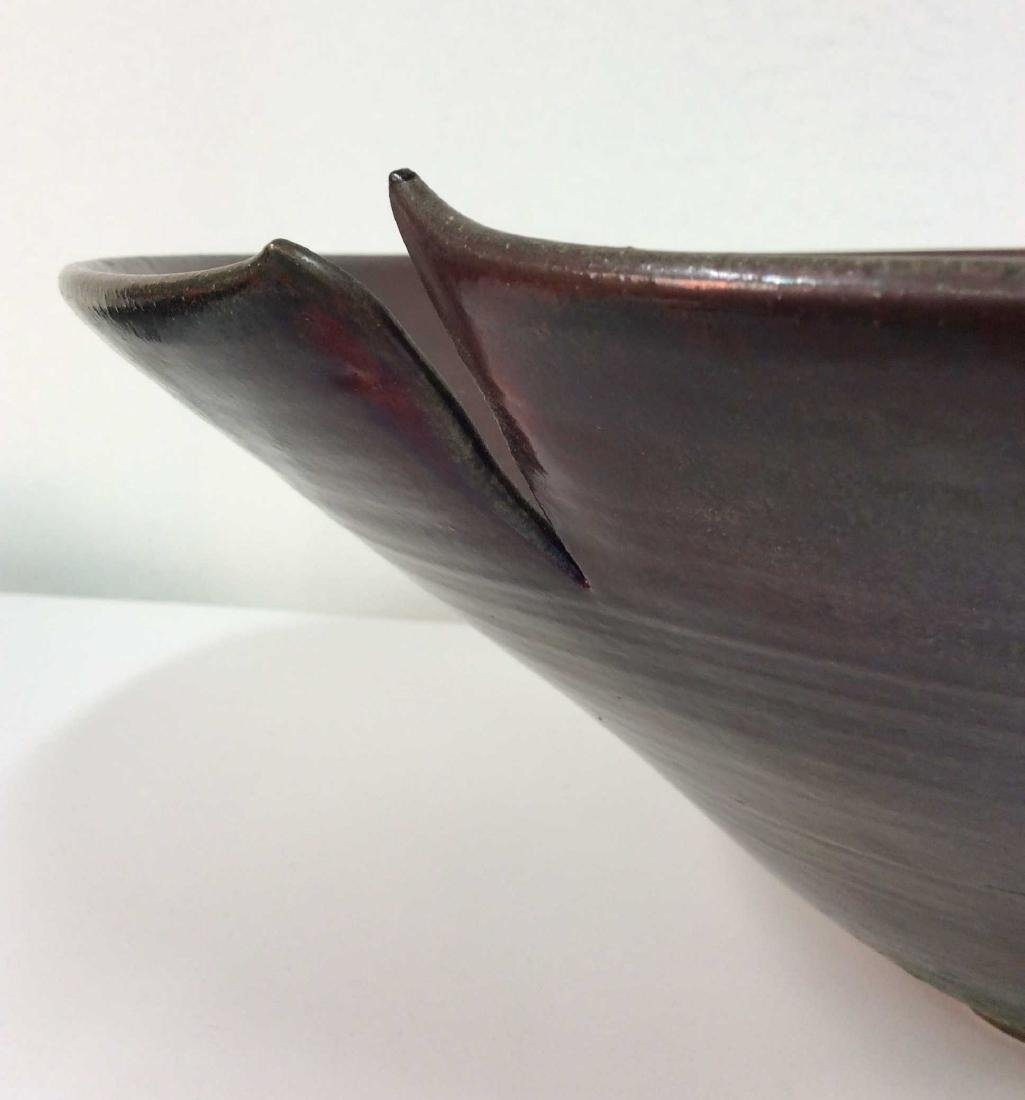 Signed Beirney Bernstein Midwest Pottery Bowl - 3