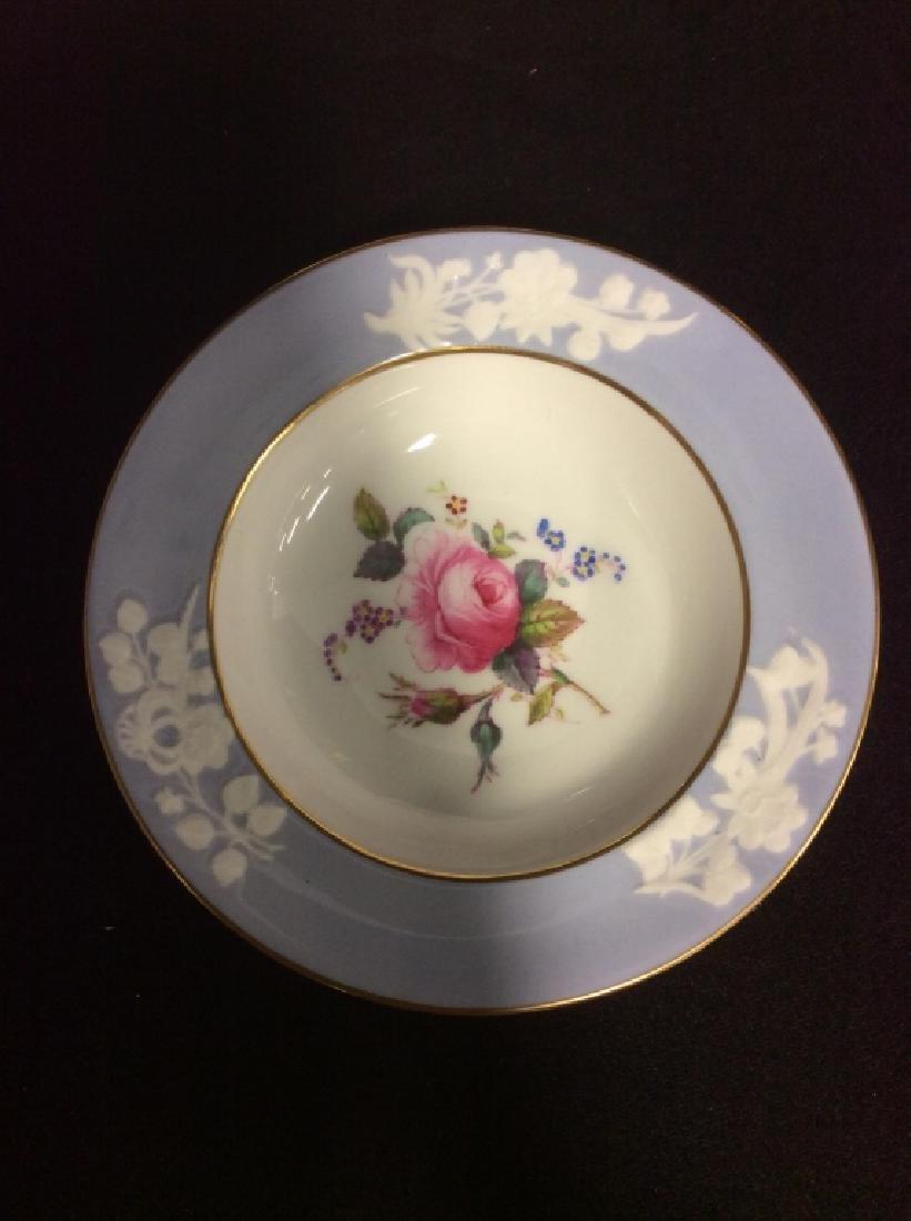 Set 5 England Copeland Porcelain Plates - 2