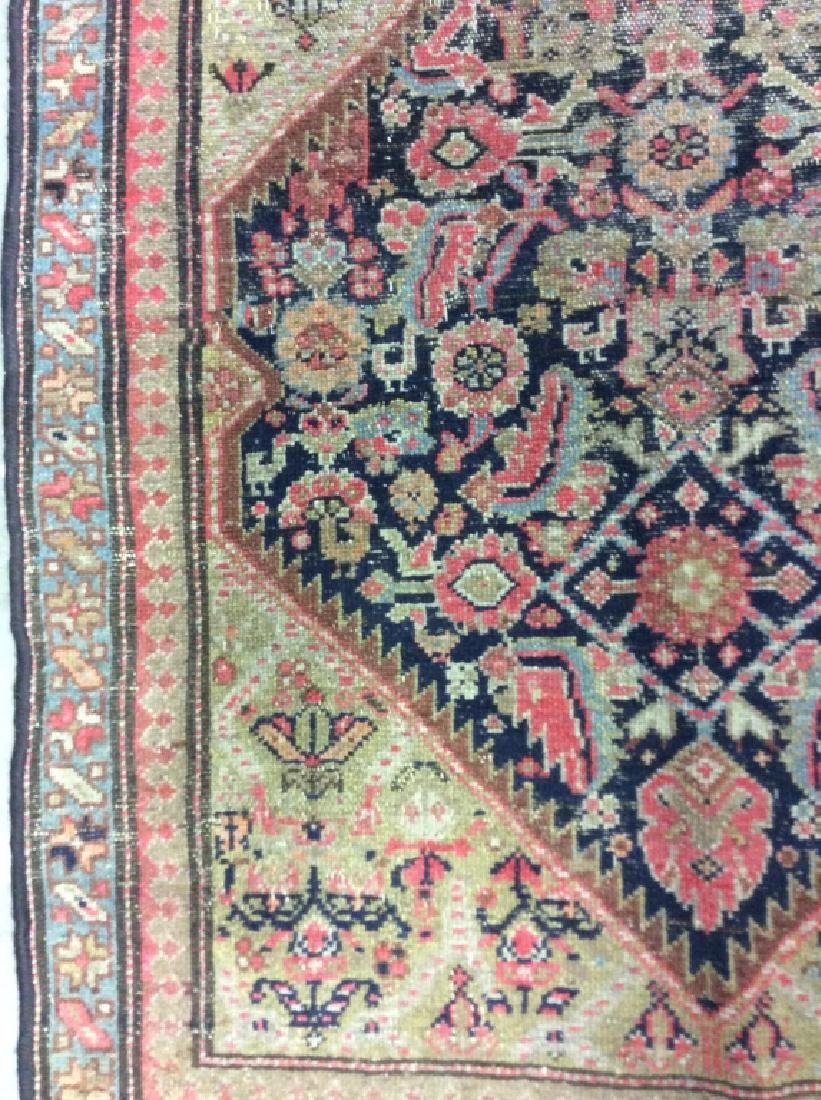 Hand Made Wool Oriental Area Rug - 4
