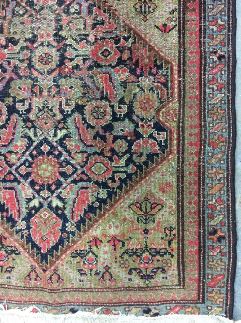 Hand Made Wool Oriental Area Rug - 5
