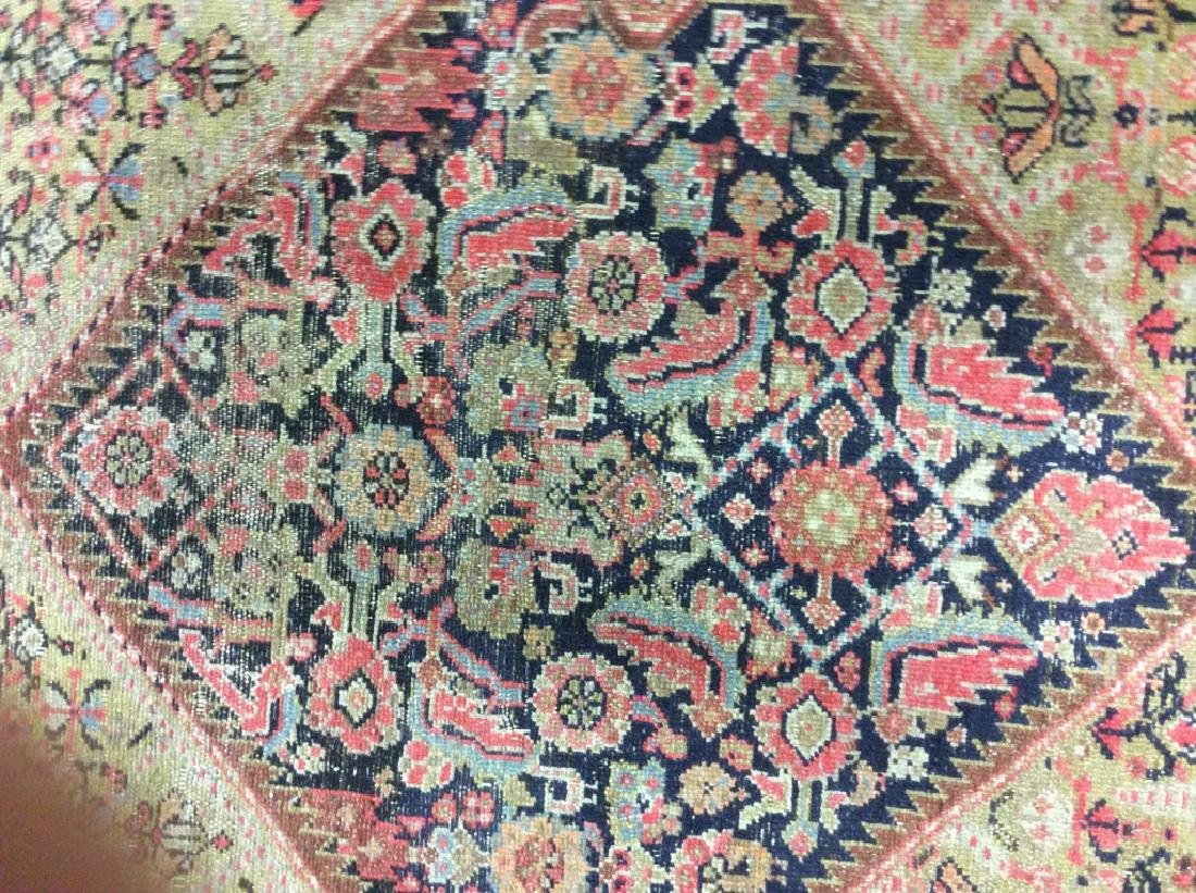 Hand Made Wool Oriental Area Rug - 6