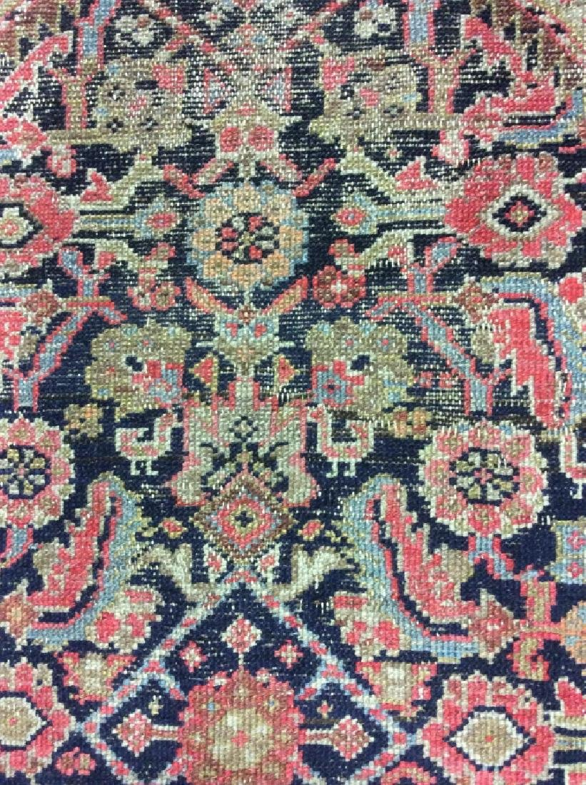 Hand Made Wool Oriental Area Rug - 7