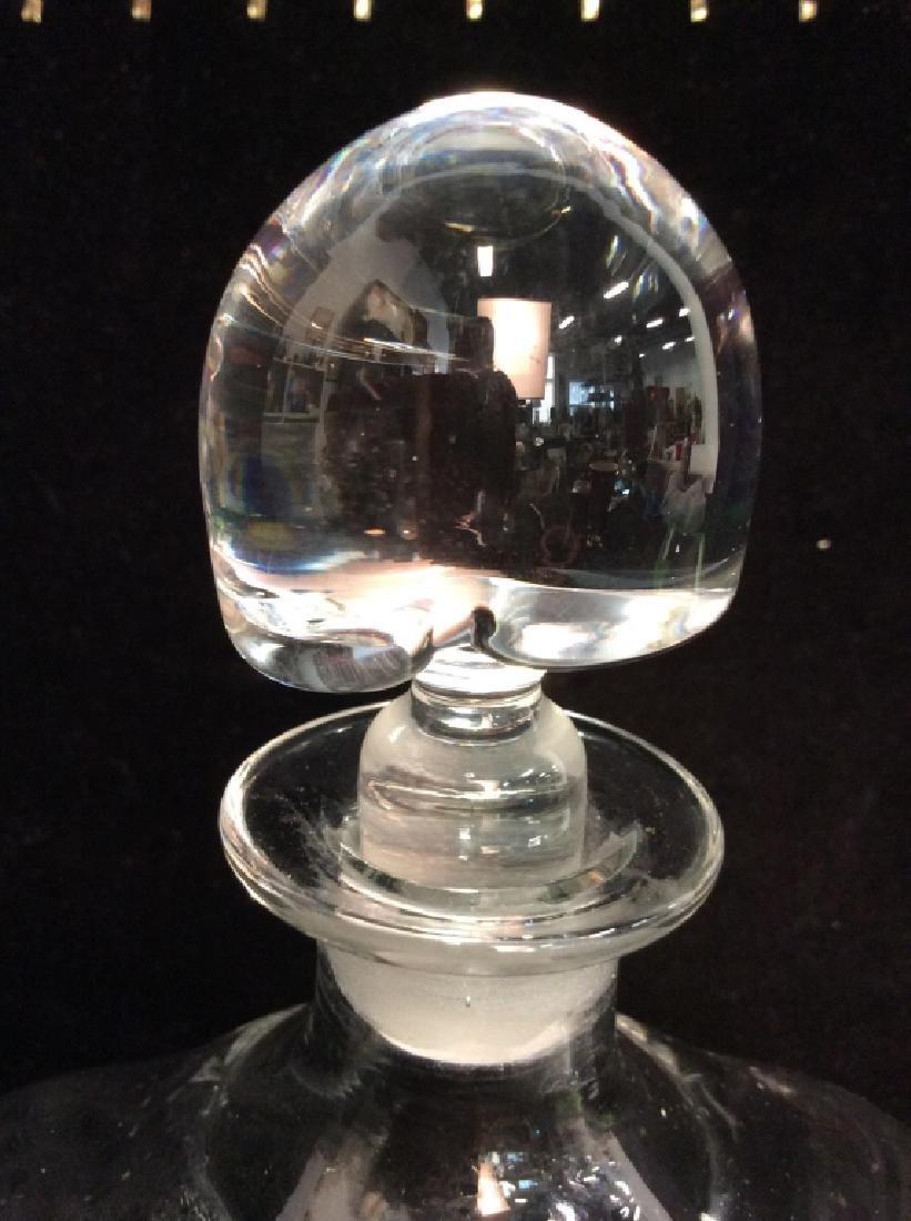 KOSTA BODA Glass Decanters W Stopper - 3
