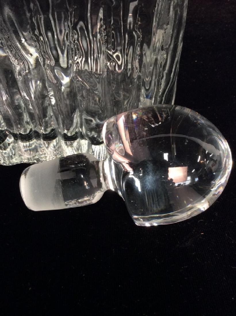 KOSTA BODA Glass Decanters W Stopper - 4