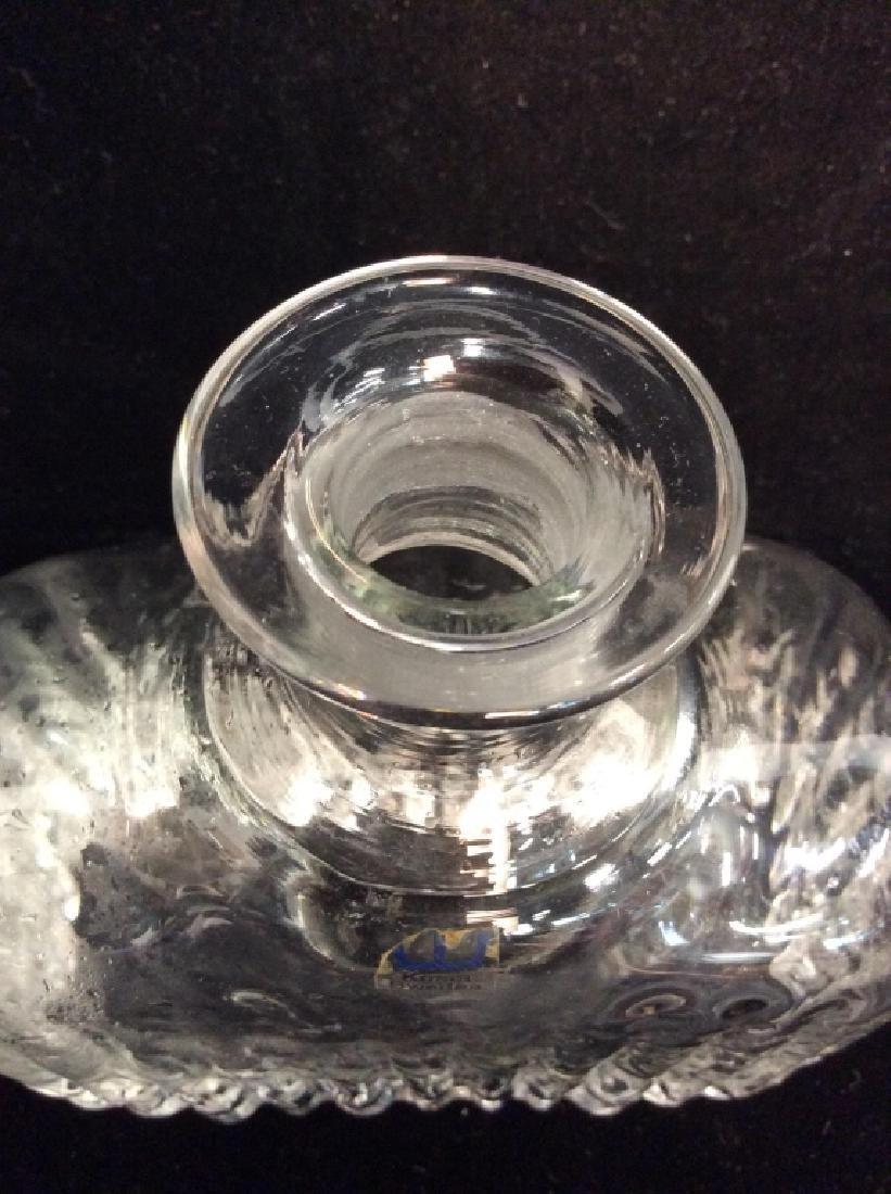 KOSTA BODA Glass Decanters W Stopper - 5