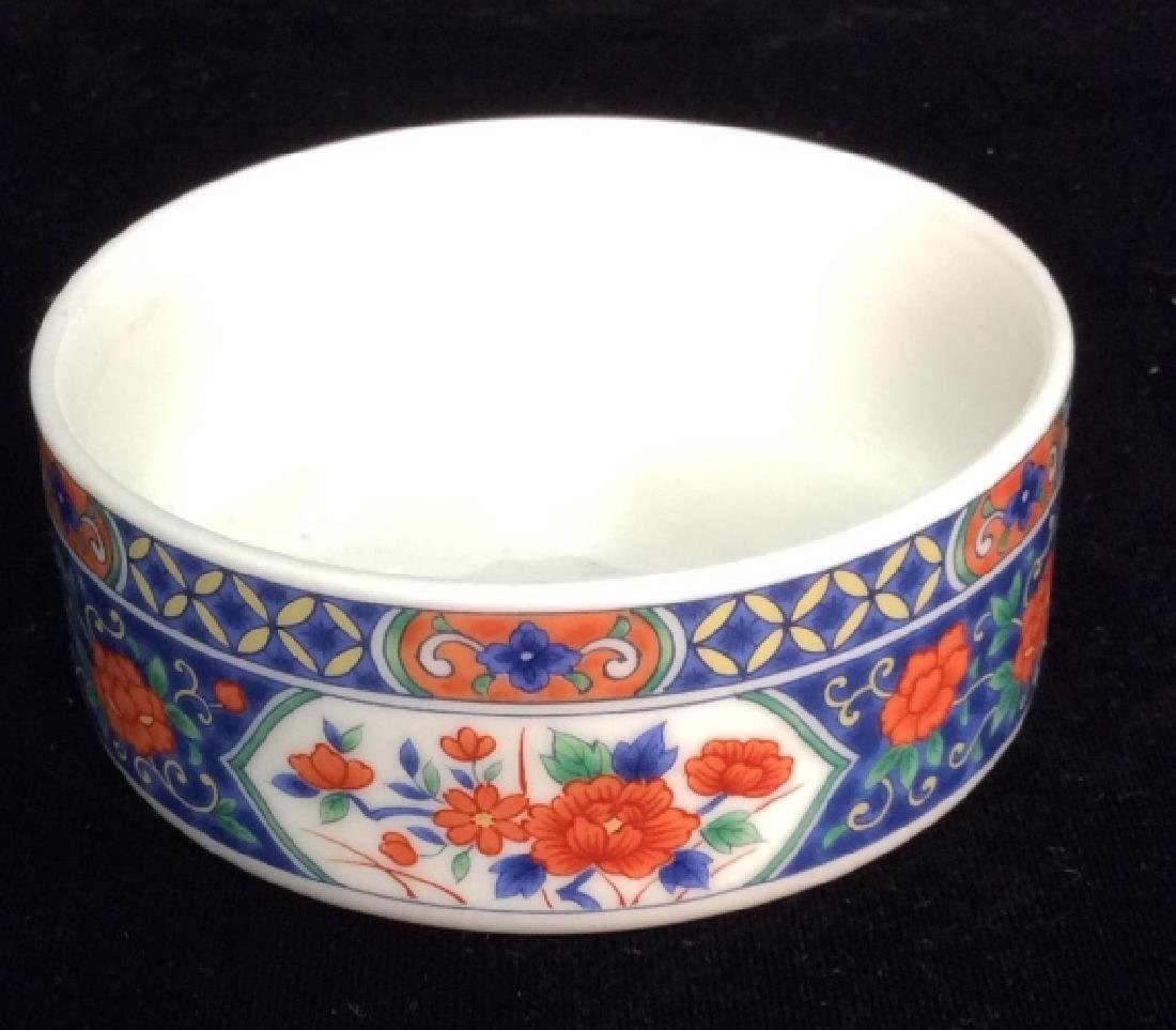 TIFFANY&CO Lidded Porcelain Trinket Dish - 4