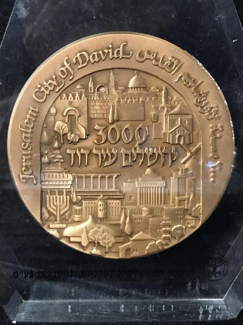 Judaica STAIGER Desk Clock - 4