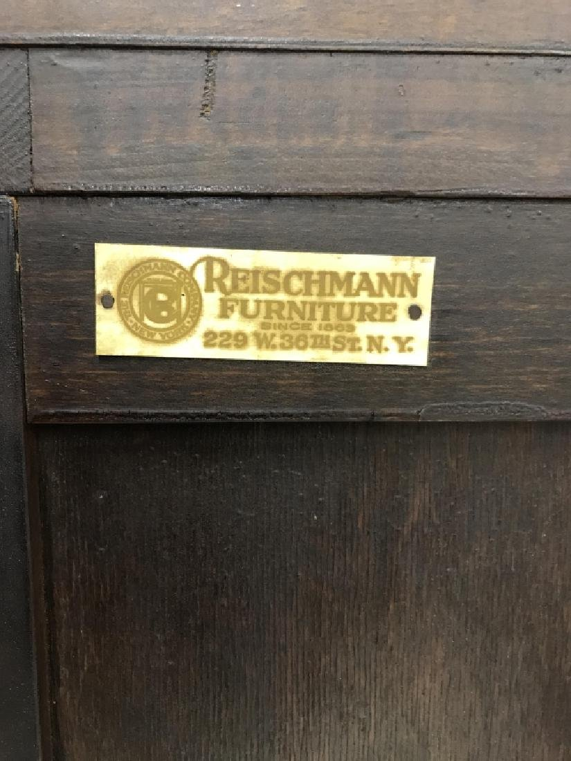 Vintage REISCHMANN FURNITURE Storage Console - 6