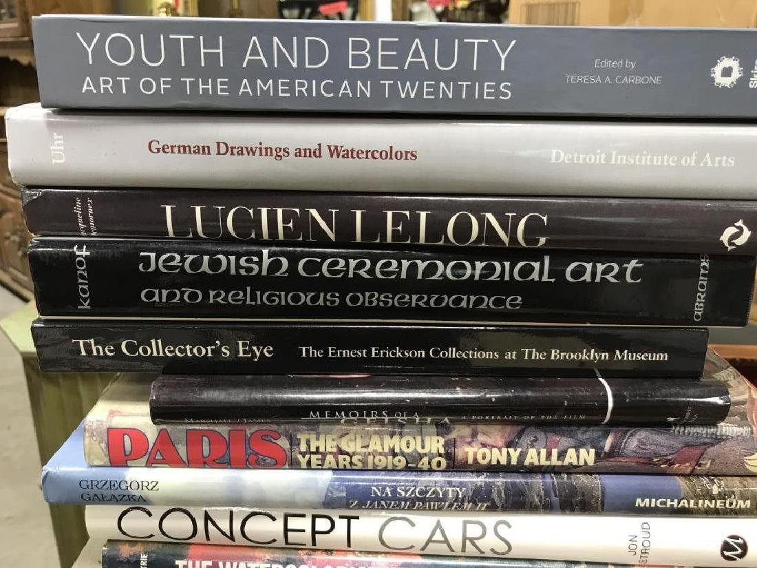 Group Lot Art Coffee Table Books More - 4