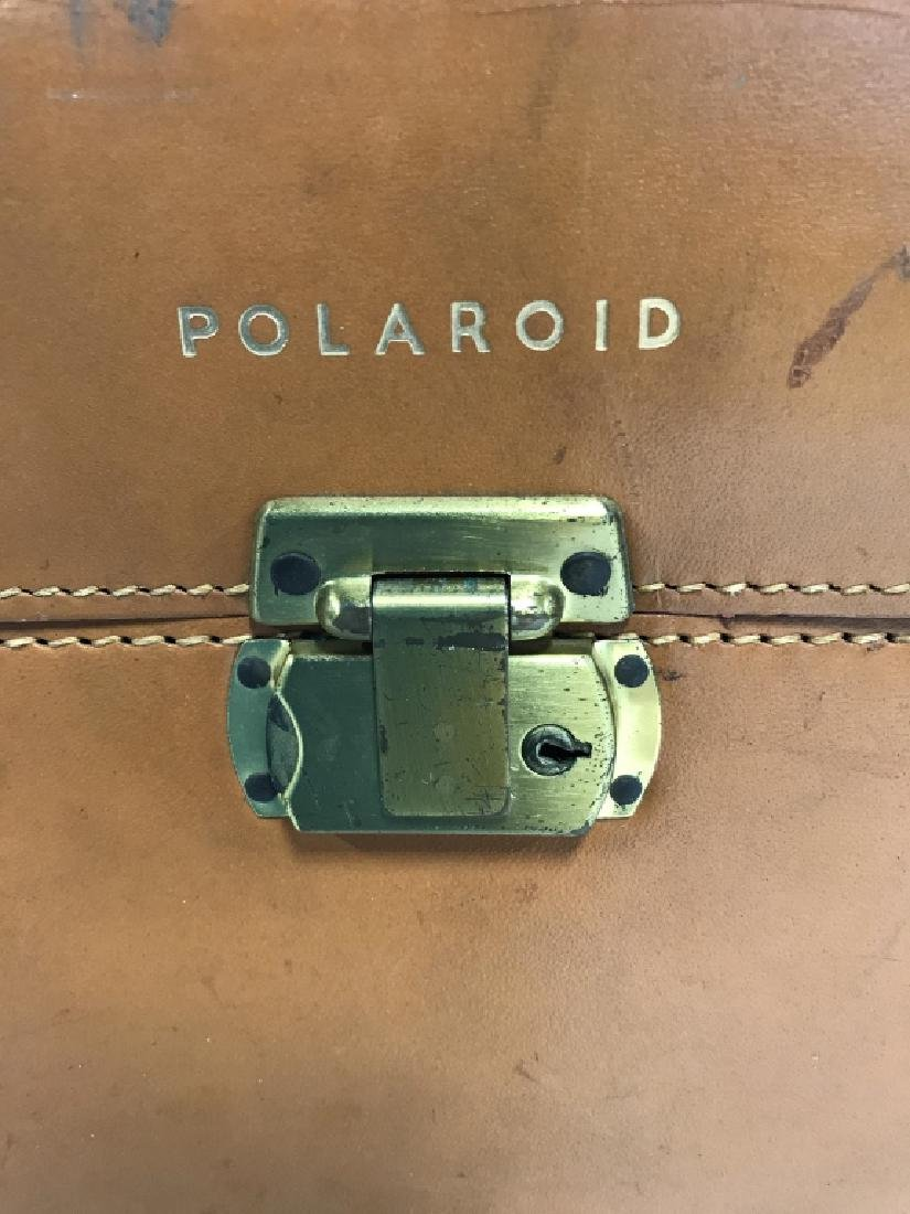 Vintage Polaroid 103 Land Camera And Accessories - 7
