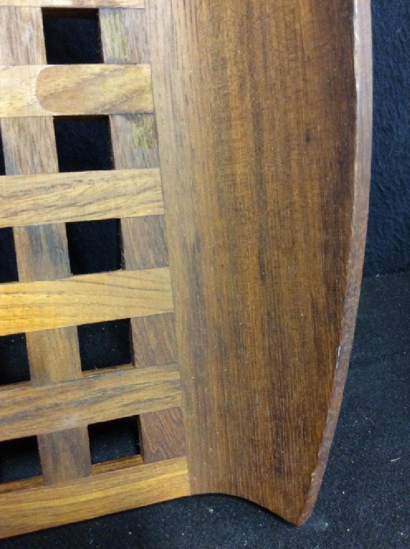 IHQ JENS QUISTGAARD Teak Wood Danish Tray - 2