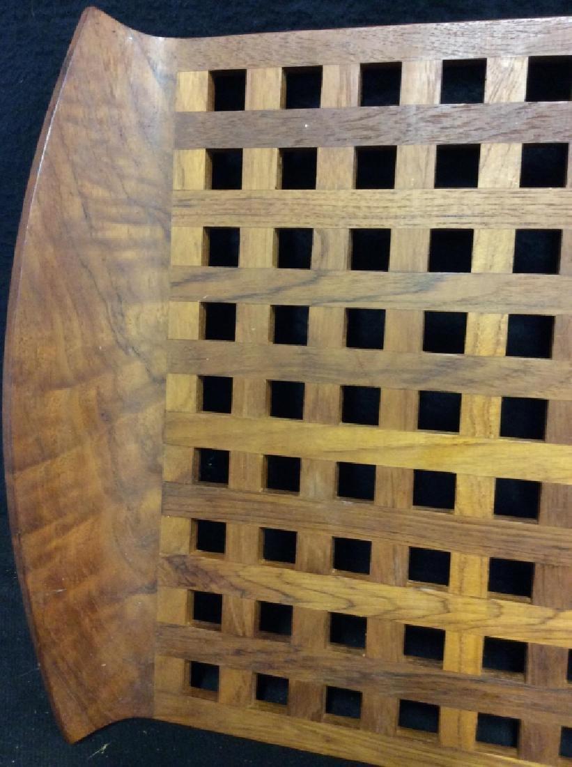 IHQ JENS QUISTGAARD Teak Wood Danish Tray - 3