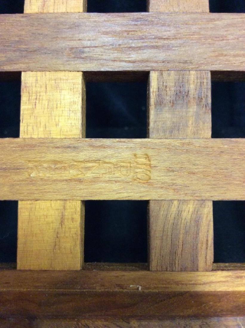 IHQ JENS QUISTGAARD Teak Wood Danish Tray - 7