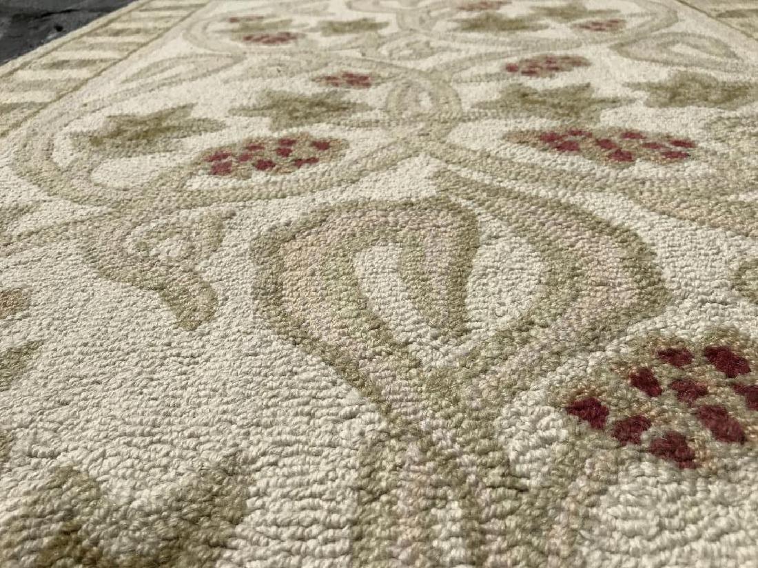 Wool Pile Rug - 5