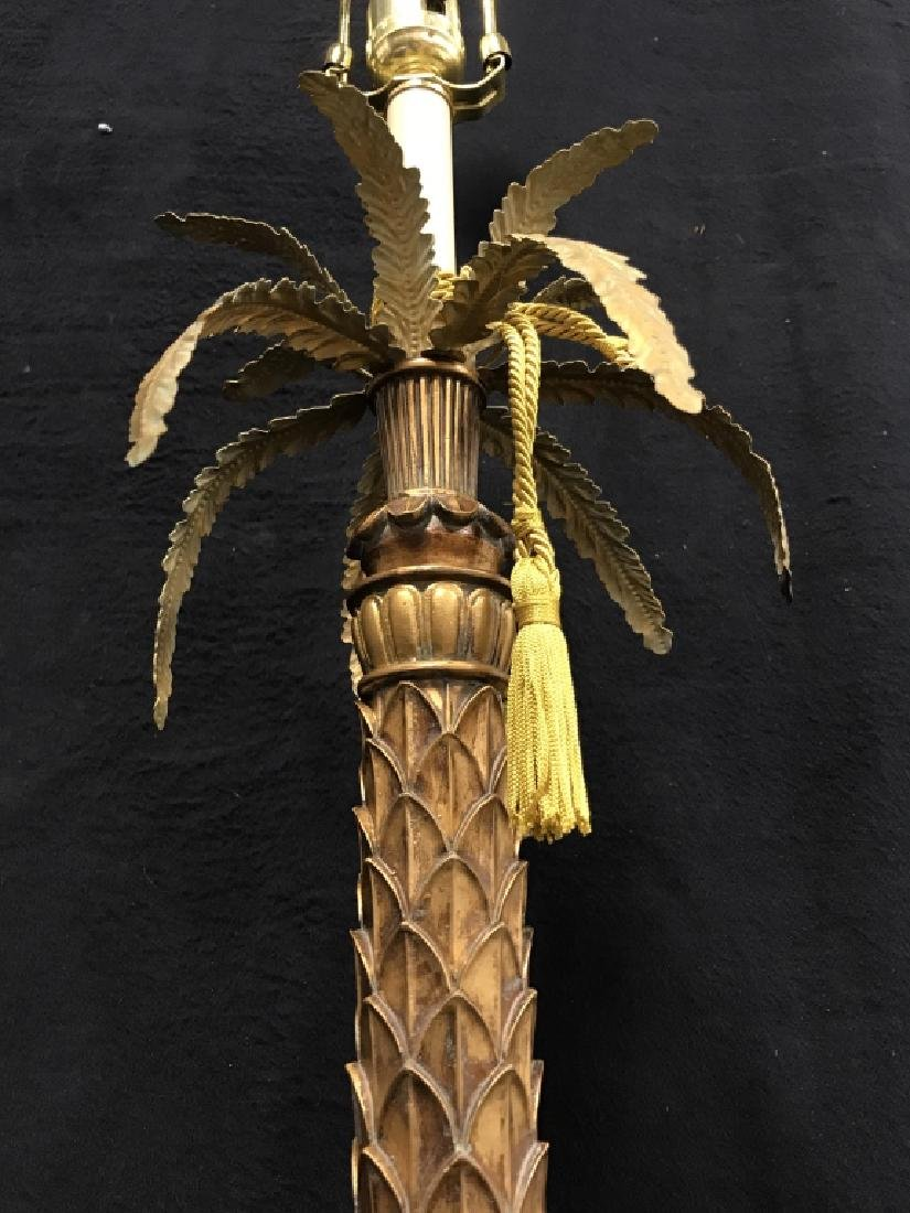 Palm Tree Style Table Lamp - 7