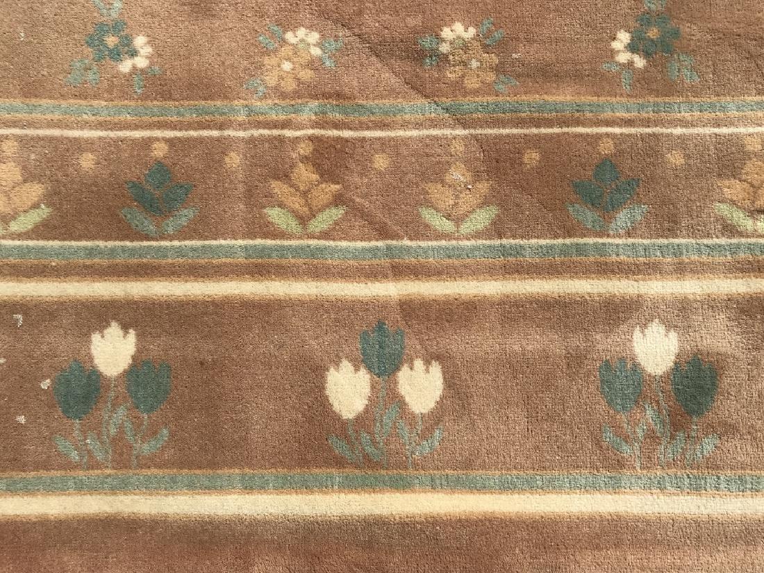 ALMATEX Spanish Wool Pile Rug - 7
