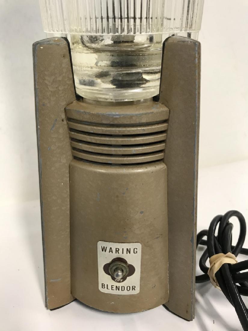 Vintage WARING BLENDOR Atomic Rocketship - 4